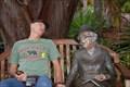 Image for Sit by me, Marjory Stoneman Douglas - Fairchild Tropical Botanic Garden - Miami, Florida