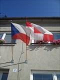 Image for Vlajka obce - Sakvice, Czech Republic