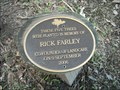 Image for Rick Farley - Mark Radium Park, Berry, NSW