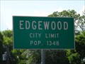 Image for Edgewood, TX - Population 1348