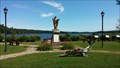 Image for Jesus, Blue Sea, Quebec, Canada