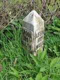 Image for Leeds Liverpool Canal Milestone – Lathom, UK