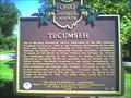 Image for Tecumseh / Shawnee Prophet's Town - Marker #6-19