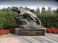 Image for Pittsburgh Panther Statue at Heinz Field- Pittsburgh, Pennsylvania