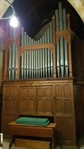 Image for Church Organ - St John the Evangelist - Shenton, Leicestershire