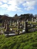 Image for Cemetery, Rhydypennau, Bow Street, Aberystwyth, Ceredigion, Wales, UK