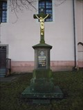 Image for Kriz u kostela - Krasensko, Czech Republic