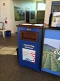 Image for American Flag Retirement Bin - Irvine, CA