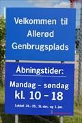 Image for RC - Allerød Genbrugsplads - Allerød, Denmark