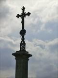 Image for Christian Cross - Borovy, Czech Republic
