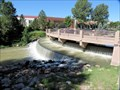 Image for Historic Arkansas Riverwalk Waterfall - Pueblo, CO