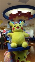 Image for Build a Bear Pikachu - San Jose, CA