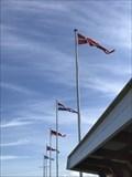 Image for Five flags in Helsingør Nordhavn - Denmark