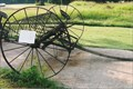 Image for Hand Dump Hay Rake - Heritage Homestead - Doniphan, MO