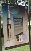 Image for Saturn IB Rocket - Ardmore, AL