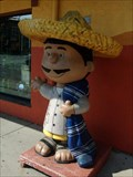 Image for Charlie Brown in Mexican Clothing