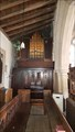 Image for Church Organ - St Mary - Clipsham, Rutland