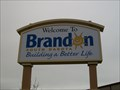 Image for Welcome to Brandon, South Dakota