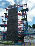 Image for Rock Climbing Wall, Old Town, Kissimmee, Florida.