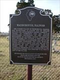 Image for Morris Birkbeck - Wanborough, Illinois