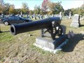 Image for US Navy Civil War Sea Coast Gun - Forest Ave Cemetery - Angola, NY