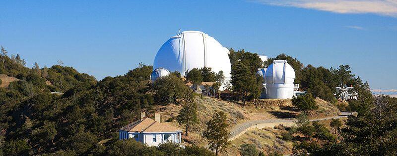 das lick observatorium