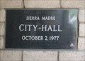 Image for 1977 - City Hall  -  Sierra Madre, CA
