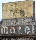 Image for West Winds Motel - Neon - Erick, Oklahoma, USA.