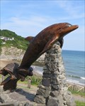 Image for Leaping Dolphin - Aberporth, Ceredigion, Wales.