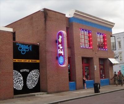 Tin Roof Nightclub - Memphis