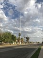 Image for Tallest - Flagpole in the world - Calipatria, CA