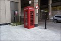 Image for Red Telephone Box - Tower Bridge, London