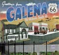Image for Greetings From Galena - Historic Route 66 - Kansas, USA.