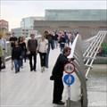 Image for Millennium Bridge Love Padlocks - Peter's Hill, London, UK