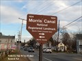 Image for Morris Canal 1824 1924 - Kenvil NJ