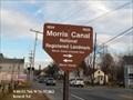 Image for Morris Canal 1824 1924 - Kenvil NJ