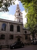 Image for St Clement Danes - Strand, London, UK
