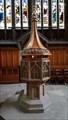 Image for Baptism Font - St Mary - Nottingham, Nottinghamshire
