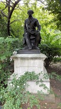 Image for John Stuart Mill - Victoria Embankment Gardens, London, UK