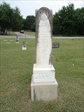 Image for Mary J. Mayse - Berwyn Cemetery - Gene Autry, OK