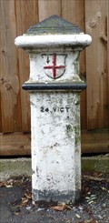 Image for Coal Post 28 - Hatfield Rd, Potters Bar, Herts.