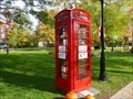 Image for Red box tel/community books exchange-Chambly,Qc,Canada