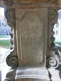 Image for 1729 - Statue of St. John of Nepomuk - Opocno, Czech Republic