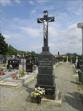 Image for Churchyard Cross - Pozorice, Czech Republic