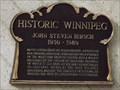 Image for MHM John Steven Hirch -Winnipeg MB