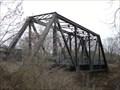 Image for Pere Marquette Rail-Trail bridge, Sanford, MI