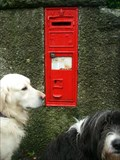 Image for Barngarth, Cartmel Village Victorian Post Box.