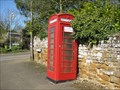 Image for Red Telephone Box - Maidford, Northamptonshire, UK