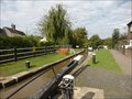 Image for Coventry canal - Lock 1 - Atherstone Flight (1 of 11) - Atherstone, UK