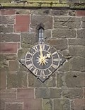 Image for Church Clock - St Michael & All Angels - Diseworth, Leicestershire